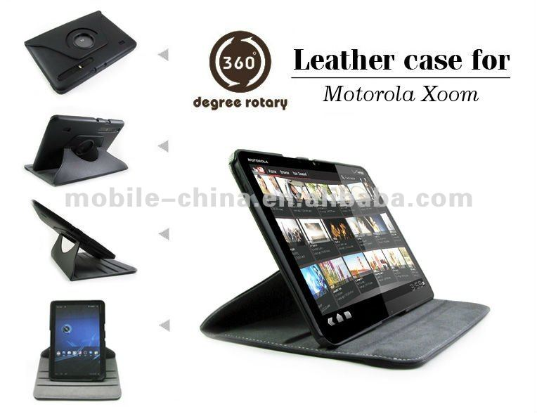 for motorola xoom case/cover