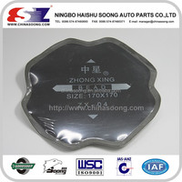 Customized adhesive for inner tire repairing