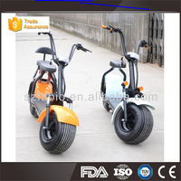HBC cheap sale 1000w electric harley E motorcycle scooter for adult