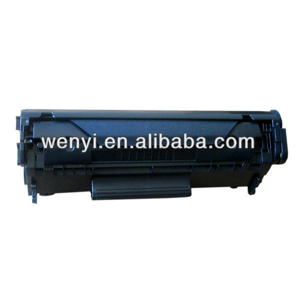 Compatible For Laser Toner 12A,laser toner cartridge for 12A& Consumable laser toner cartridge