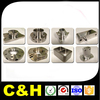 Custom precision machining parts xiamen xinchuanghui company