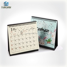 ucolor custom desk calendar for 2015
