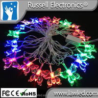 butterfly string Christmas LED fairy lights