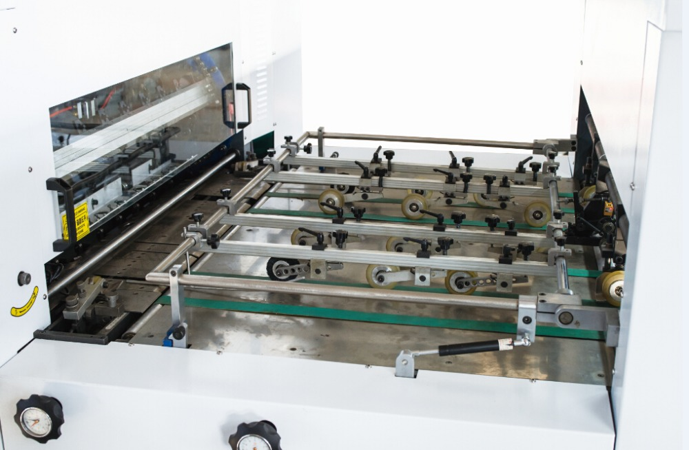 ZXTM-1080-G Automatic Foil Stamping & Die-Cutting Machine