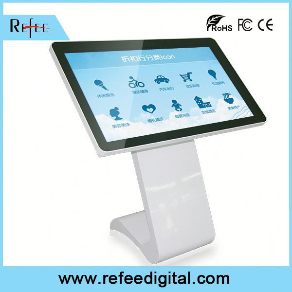 Refee all in one pc with CMS Software,HDMI,USB Port,32inch led advertising display for supermarket