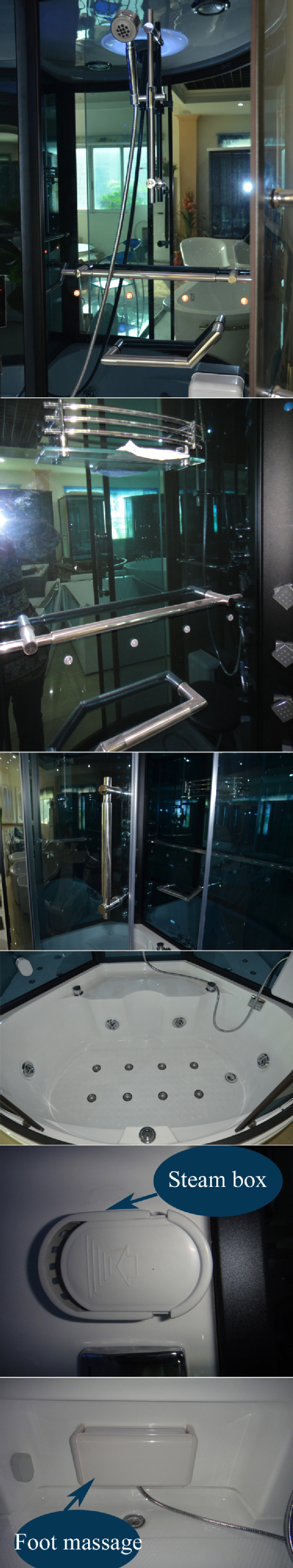 HS-SR081 price of steam room/ deluxe steam room/ steam room acrylic