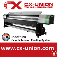 Galaxy uv inkjet printer for sale UD-3212LDU digital flatbed glass printing machine