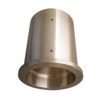Offering high quality Copper casting taper bush in China