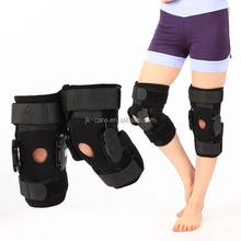 Medical hinged Knee Brace open patella knee support orthopedic ACL PCL LCL Medical Knee Orthosis