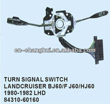 Turn signal switch 84310-60160 for TOYOTA LANDCRUISER auto switch