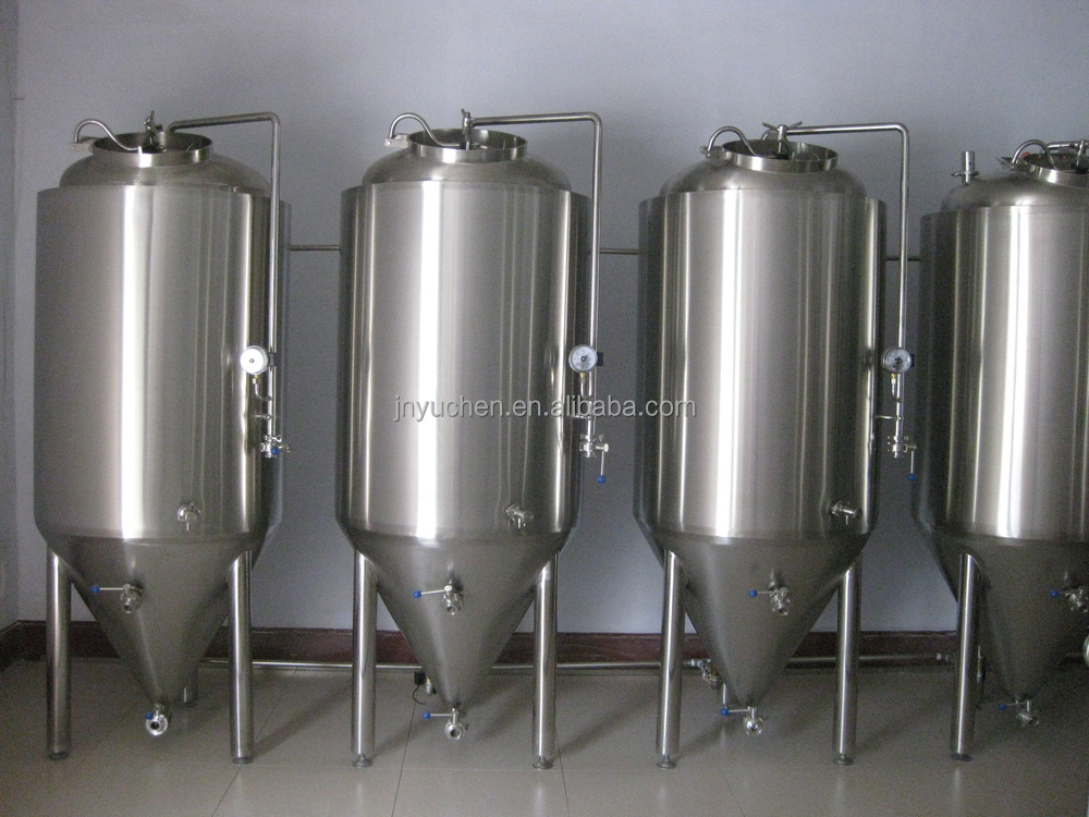 1BBL home brewing equipment, stainless steel beer fermenter