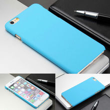 Cell Phone Back Cover Case,Hot For Apple iPhone 4 4s 5 5s 6 Matte Cover Shell Ultra Slim Hard PC Case