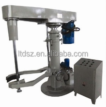 Varnish manufacture ink Solvents Pigment dispersion machine