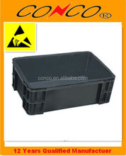 ESD container ANTISTATIC CIRCULATION BOX ESD BOX