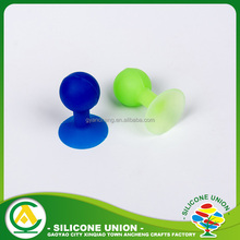 Factory price portable mini cute silicone phone holder