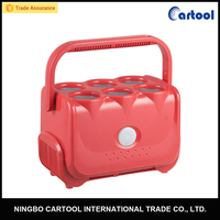 portable 12v can cooler fridge