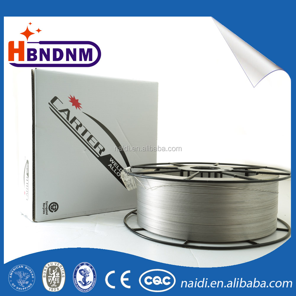 nickel based alloy Inconel 82/aws a5.14 ERNiCr-3 ernicr-1 welding wire rod price per kg 4mm for iconel 600