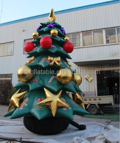 2014 wholesale christmas tree inflatable