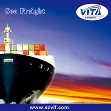 air/sea freight forwarder from china to mauritius