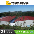 Prefabricated industrial light steel frame warehouse