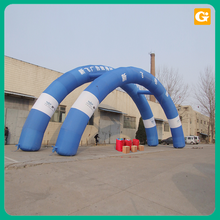 Hot selling cheap custom inflatable arch,finish line inflatable arch