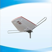 best solution outdoor TV antenna with rotor function
