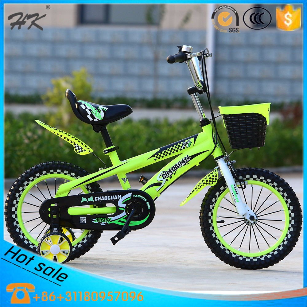 New model baby bicycle with competitive price/children bicycle factory supplier/kids bike with auxiliary wheels