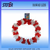 wholesale promotion hawaiian flower leis