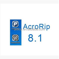 JESOY Acro RIP 8.1 White ink DTG Photoprint Software Suitable For Epson And Other Printers