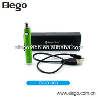 Nice Smart Colorful and Huge Vapor Evod Usb from Kanger tech