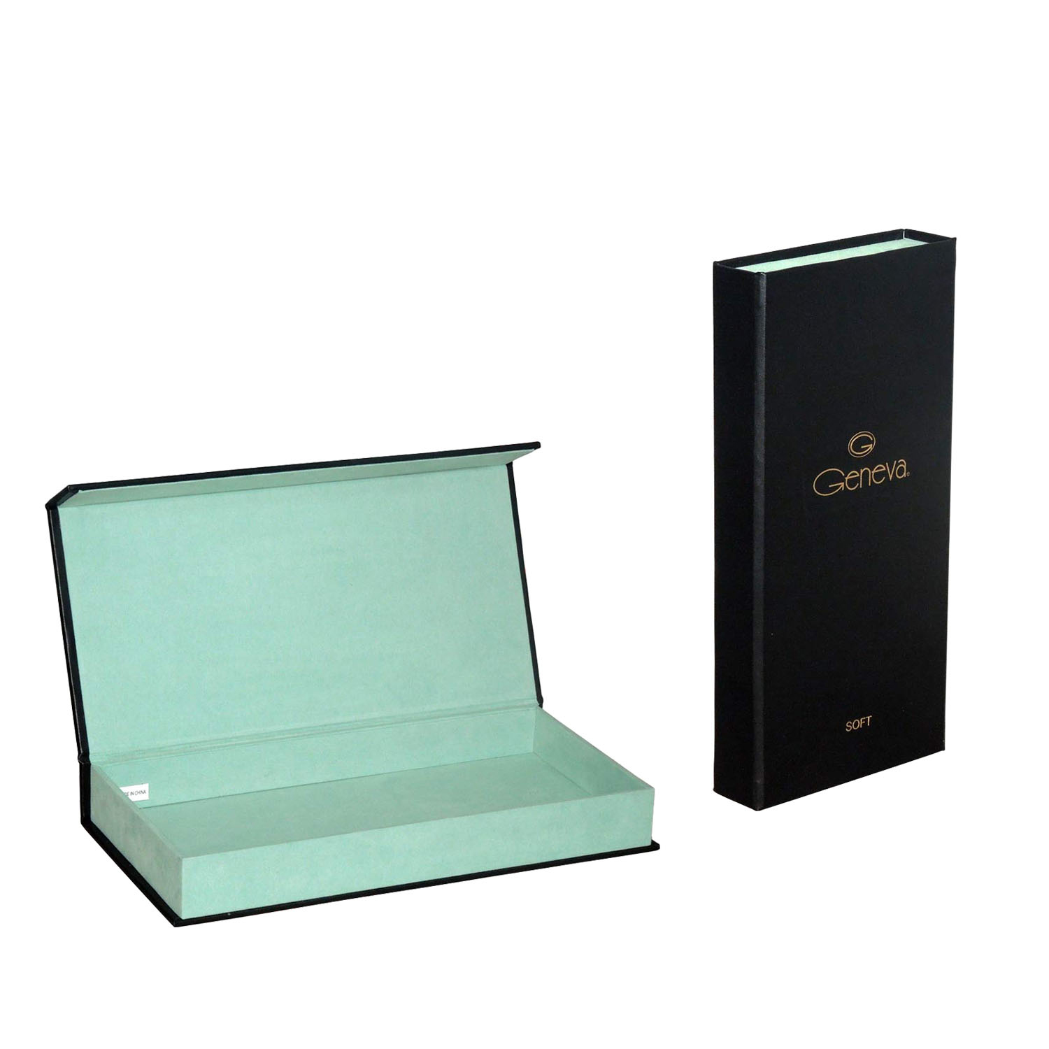 Luxury custom PU mooncake gift box packaging