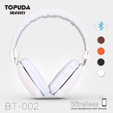 Wholesale Guangzhou portable sport V4.0 bluetooth stereo headset headphone for cell phone