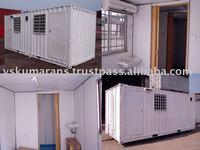20'FT Heavy Duty Portable Cabin