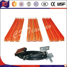 Chongqing Tianbao 50A safety Conductor Bar for bridge crane