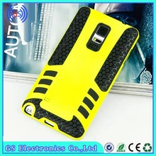 Hybrid Shockproof Rugged Kickstand Back Case for samsung galaxy note 3 neo