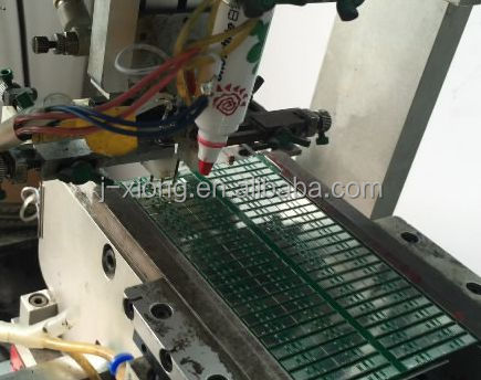 High Speed Automatic Mobile Battery PCBA Tester Testing Mobile Phone Battery Making Equipment