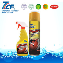 effective car leather seat cleaner