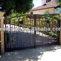 Used Wrought Iron Door Gates FG