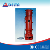 Sewage irrigation electric pump for water