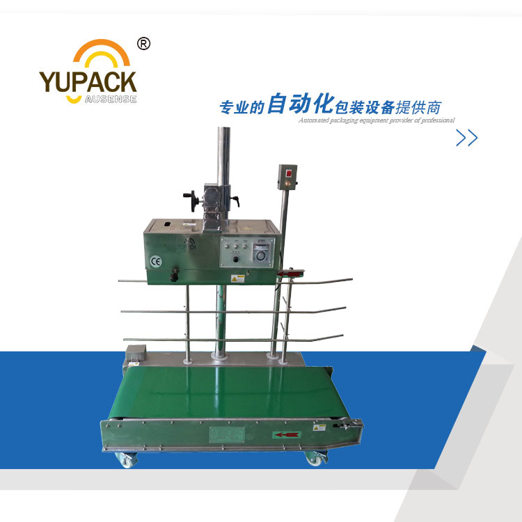 Hot Sale Heavy Duty Continuous Band Sealer With Printing