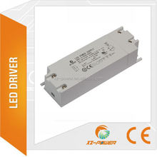 1a-1.2a DC26V-34V AC100V-277V XZ-CG45B-340X US Marketing 34W-41W UL TUV SAA ROHS TUV CB IP20 45W Constant Current LED Driver