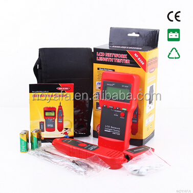 NOYAFA NF-8208 Multipurpose Wire Circuit Analyzer Cable Tester LCD Display Cable Continuity Tester