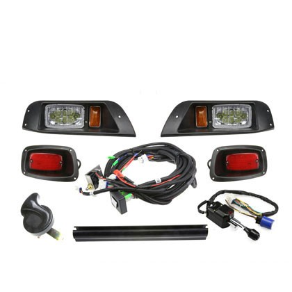 LED delux golf cart light kit for E-Z-GO txt, cheap golf parts on sale