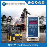 N2009A Forklift Speed Alarm Device Voice