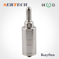 2014 atomzier kayfun tobecco wholesale,hcigar kayfun,full mechanical brass/stainless steel kayfun