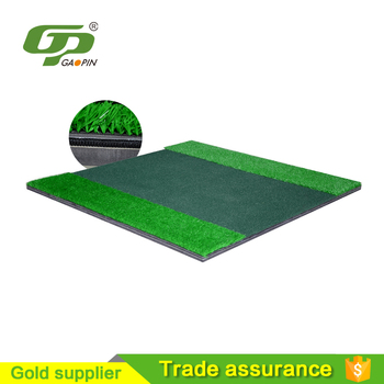Indoor mini Golf mat With Long&Short Combination