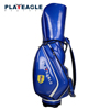 Factory Direct Unique Top Quality 9.2 Inch PU Leather Golf Bag, Golf Stand Carry Bags