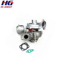 Turbo electric GT1544V Engine DV6TED4 - 9HZ/Euro 4 Cylinders 740821-0002 753420-5005S kit turbo universal auto
