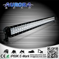 Waterproof 40'' 400w dual light led light bar off road 4x4 go karts