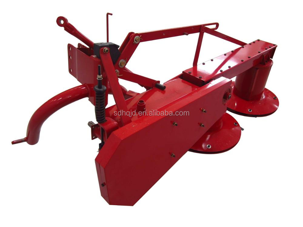 1350mm 1650mm tractor mounted drum lawn mower